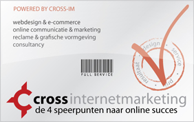 Cross Internetmarketing webdesign en zoekmachine optimalisatie